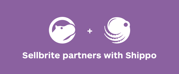 Sellbrite and Shippo Partnership