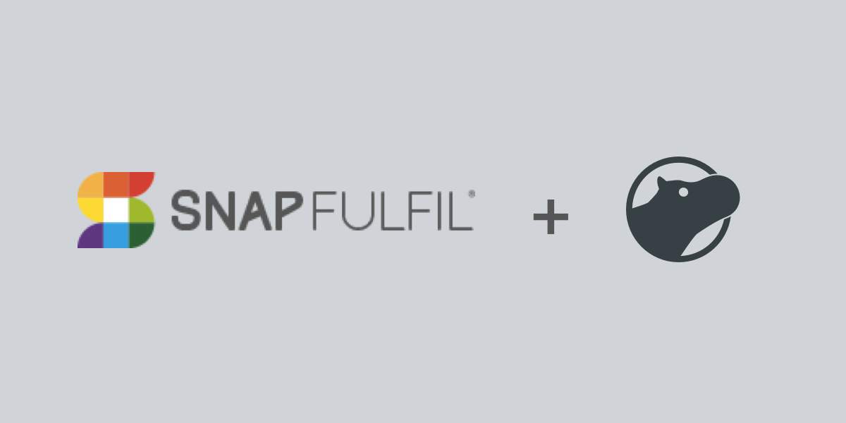 snapfulfil partners with shippo