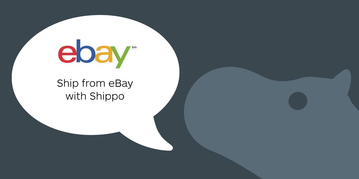 eBay shipping Shippo