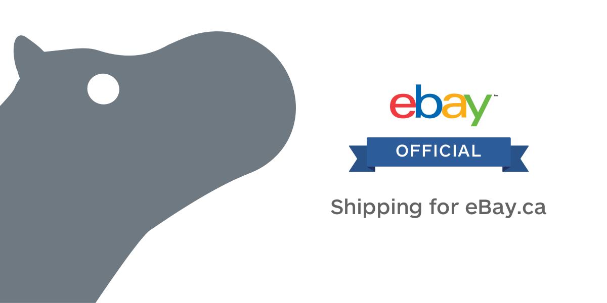 eBay Canada Shippo shipping