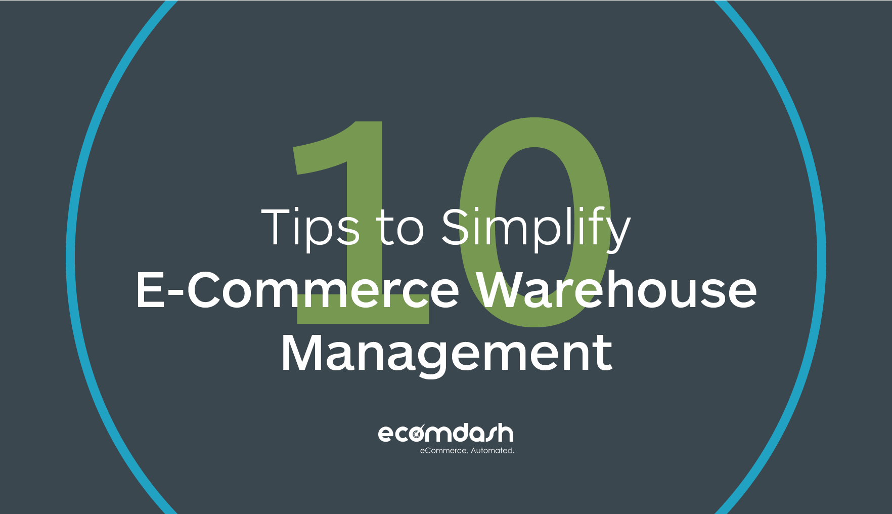 Simplify E-commerce Warehouse Management