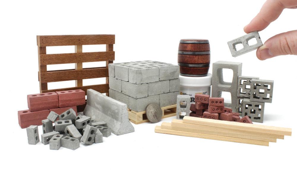 Mini Materials Products