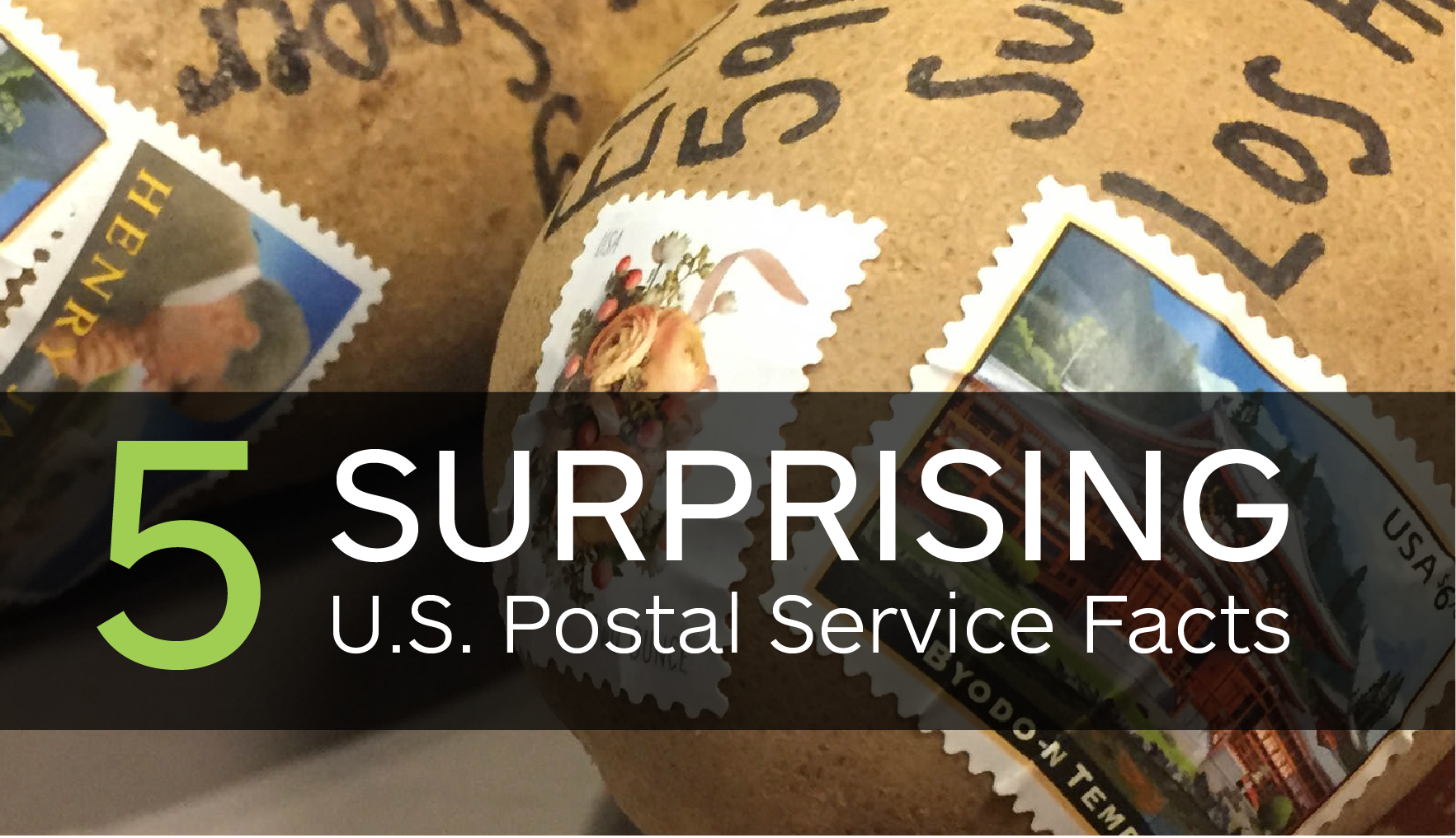 5 Surprising U.S. Postal Service Facts