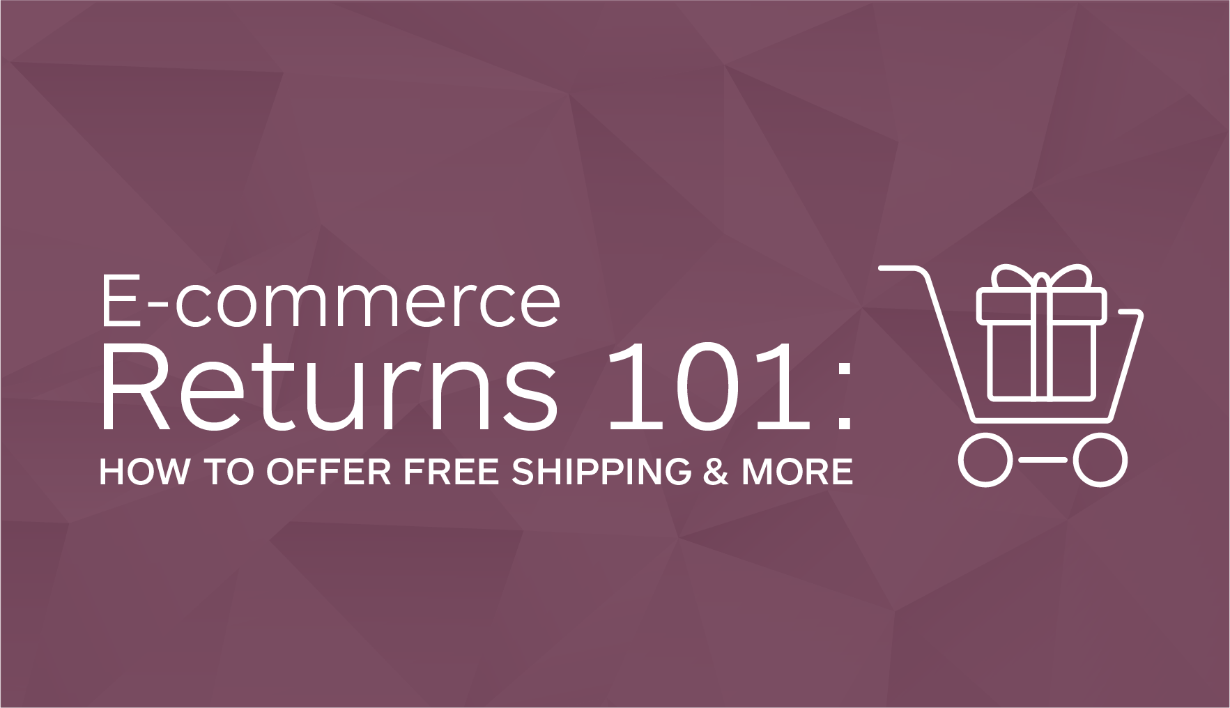 E-commerce Returns 101: How to Offer Free Shipping
